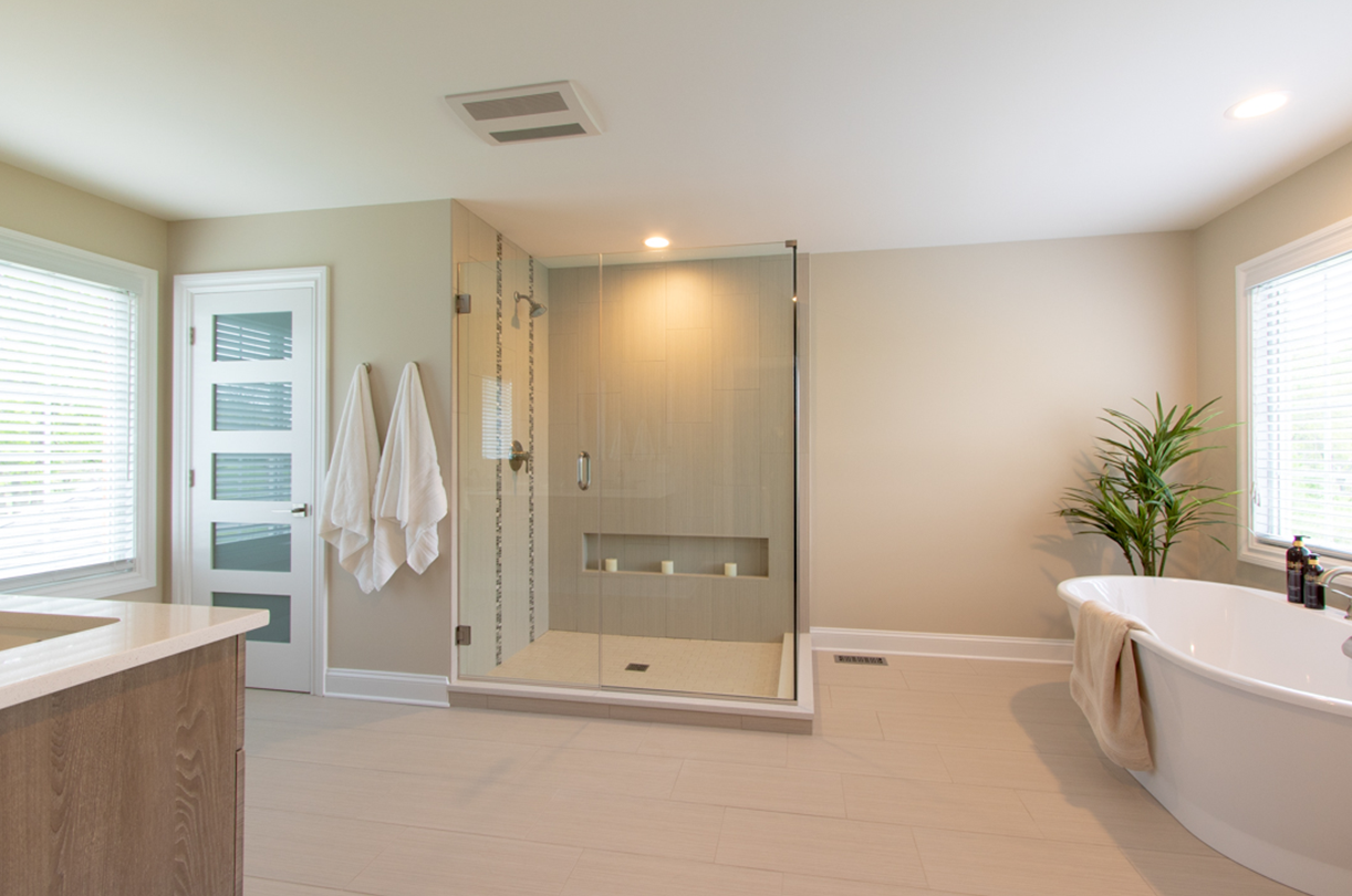 Designers Point Bathroom Remodel Project